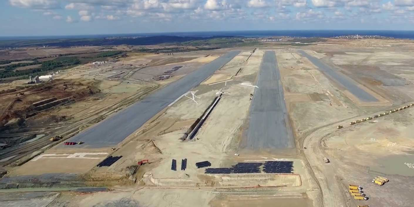 İGA Yeni Havalimanı